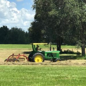 Working the land at Daystar Farms